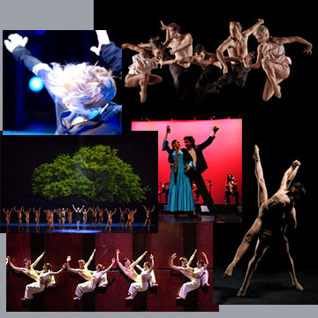 Cadence Arts Network, Inc. - Dance pages